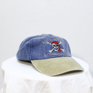 Bad to the Bone Strap Back Hat