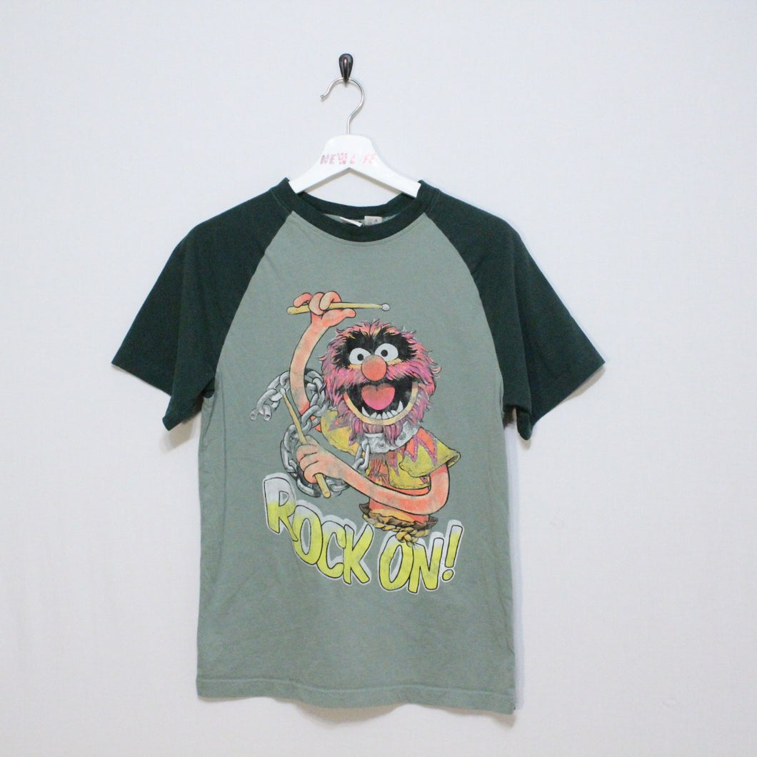 Vintage Disney Animal Drummer Tee