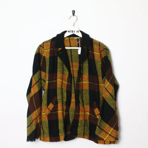 Vintage Plaid Jacket