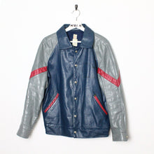Load image into Gallery viewer, Vintage 1980s leather jacket