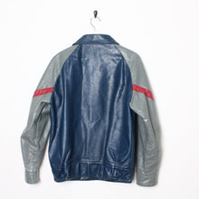 Load image into Gallery viewer, 80's Marv Holland Leather Jacket - L