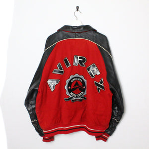 Avirex Varsity Jacket-NEWLIFE Clothing