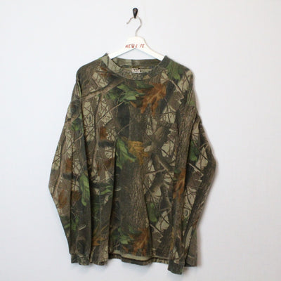 Real Tree Camo Long Sleeve