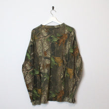 Load image into Gallery viewer, Real Tree Camo Long Sleeve - XL