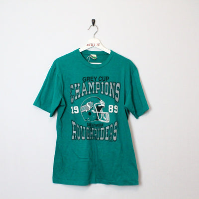 Roughriders Grey Cup Champs Tee