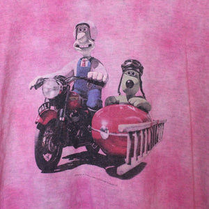 Reworked 89' Wallace and Gromit Tee