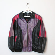 Load image into Gallery viewer, Vintage Leather Jacket
