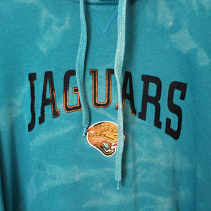 Reworked Jacksonville Jaguars Hoodie-NEWLIFE Clothing