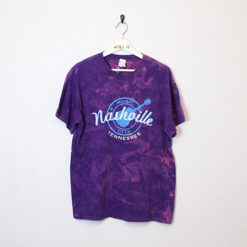 Reworked Nashville Music Tee