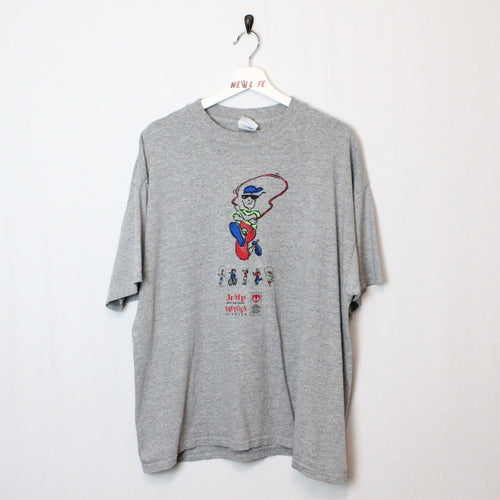 Vintage Jump Rope For Heart Tee