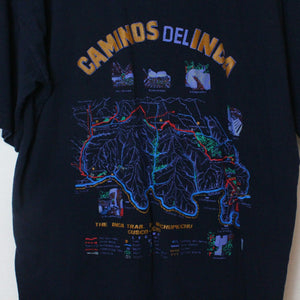 90's Caminos Del Inca Tee - S/M-NEWLIFE Clothing
