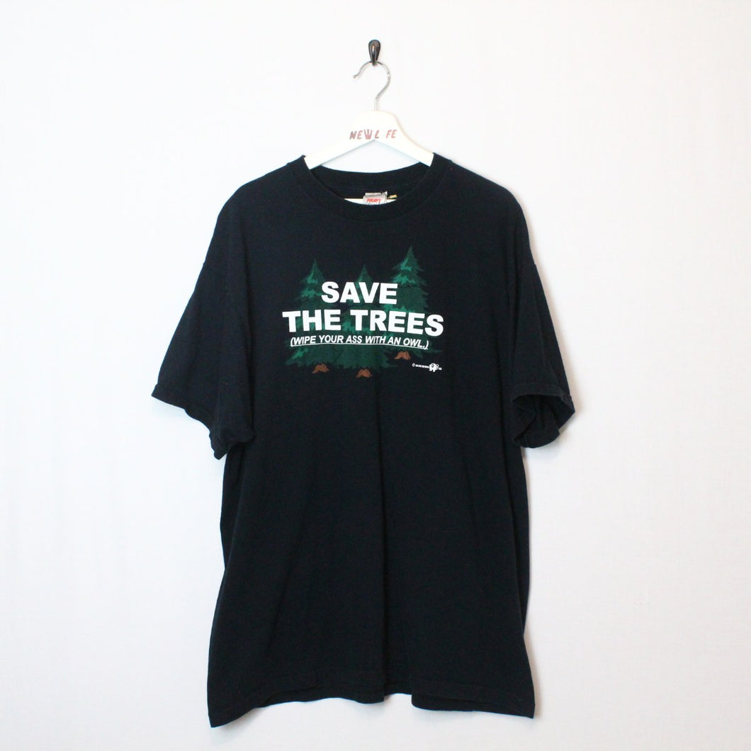Vintage Save the Trees tee