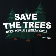Load image into Gallery viewer, 99' Save the Trees Tee - XXL-NEWLIFE Clothing