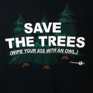99' Save the Trees Tee - XXL-NEWLIFE Clothing