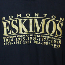 Load image into Gallery viewer, Edmonton Grey Cup Champions Tee - L
