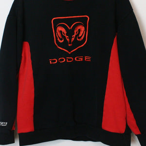 Dodge Embroidered Crewneck - L