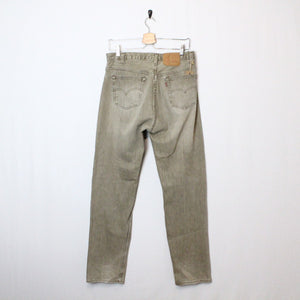 "Levi's Denim Jeans - 33""-NEWLIFE Clothing"