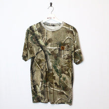 Load image into Gallery viewer, Carhartt Camo Tee