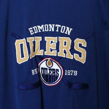 Load image into Gallery viewer, Edmonton Oilers Long Sleeve - M