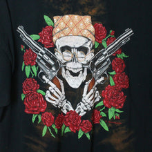 Load image into Gallery viewer, Reworked 90's Skull Tee - XL-NEWLIFE Clothing
