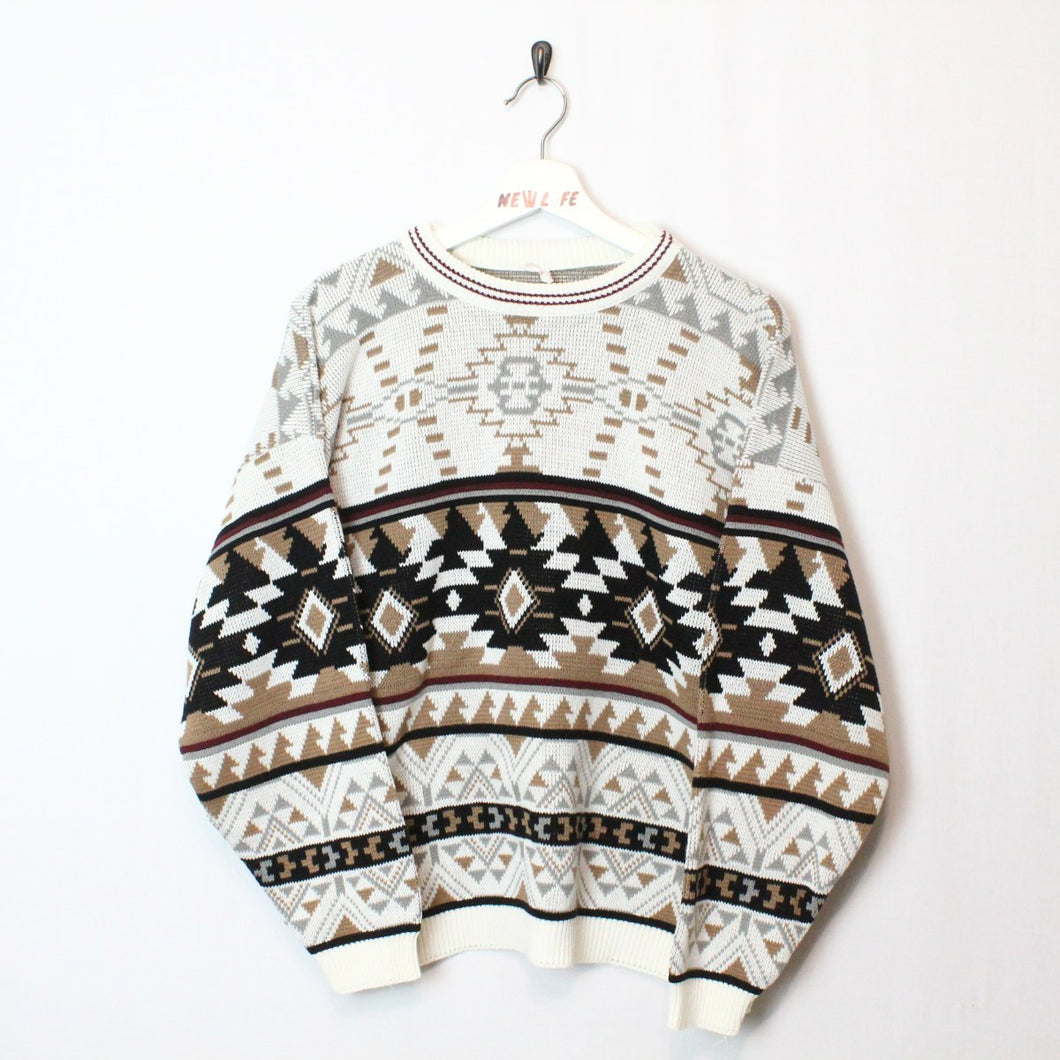 Vintage Pattern Sweater