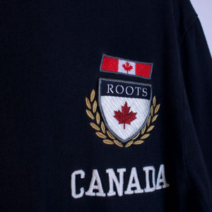 Roots Canada Long Sleeve - L