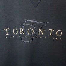 Load image into Gallery viewer, Vintage 80/90's Toronto Crewneck - M-NEWLIFE Clothing