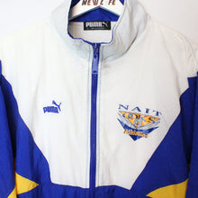 Load image into Gallery viewer, Vintage Nait Ooks Puma Windbreaker - L-NEWLIFE Clothing