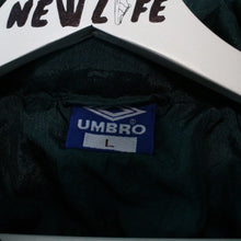 Load image into Gallery viewer, Vintage Nait Ooks Umbro Jacket - L-NEWLIFE Clothing