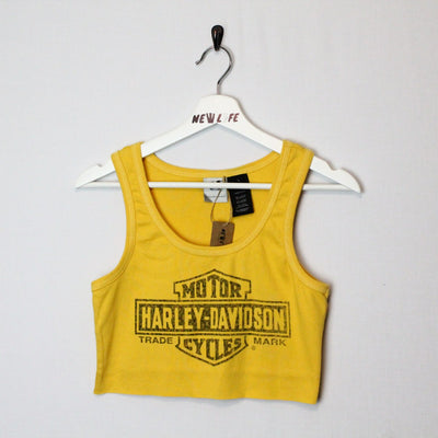 Reworked Harley Davidson Tank Top