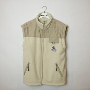 Lake Louise Fleece Jacket/ Vest - L