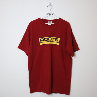 Vintage Roots Athletics Tee Shirt