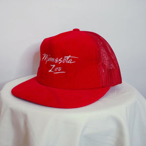 Vintage Minnesota zoo hat
