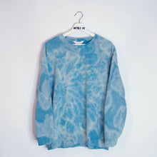 Load image into Gallery viewer, Reworked Tie Dye Crewneck