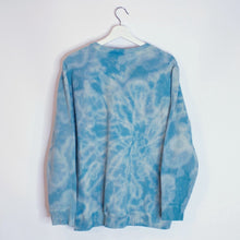 Load image into Gallery viewer, Reworked Tie Dye Crewneck - XL