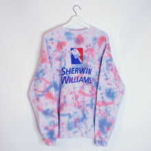 Load image into Gallery viewer, Sherwin Williams Tie Dye Crewneck