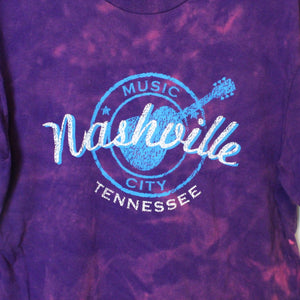 Reworked Nashville Music Tennessee Tee - L