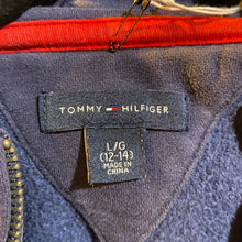 Load image into Gallery viewer, Tommy Hilfiger Zip Up Hoodie - L (12-14)