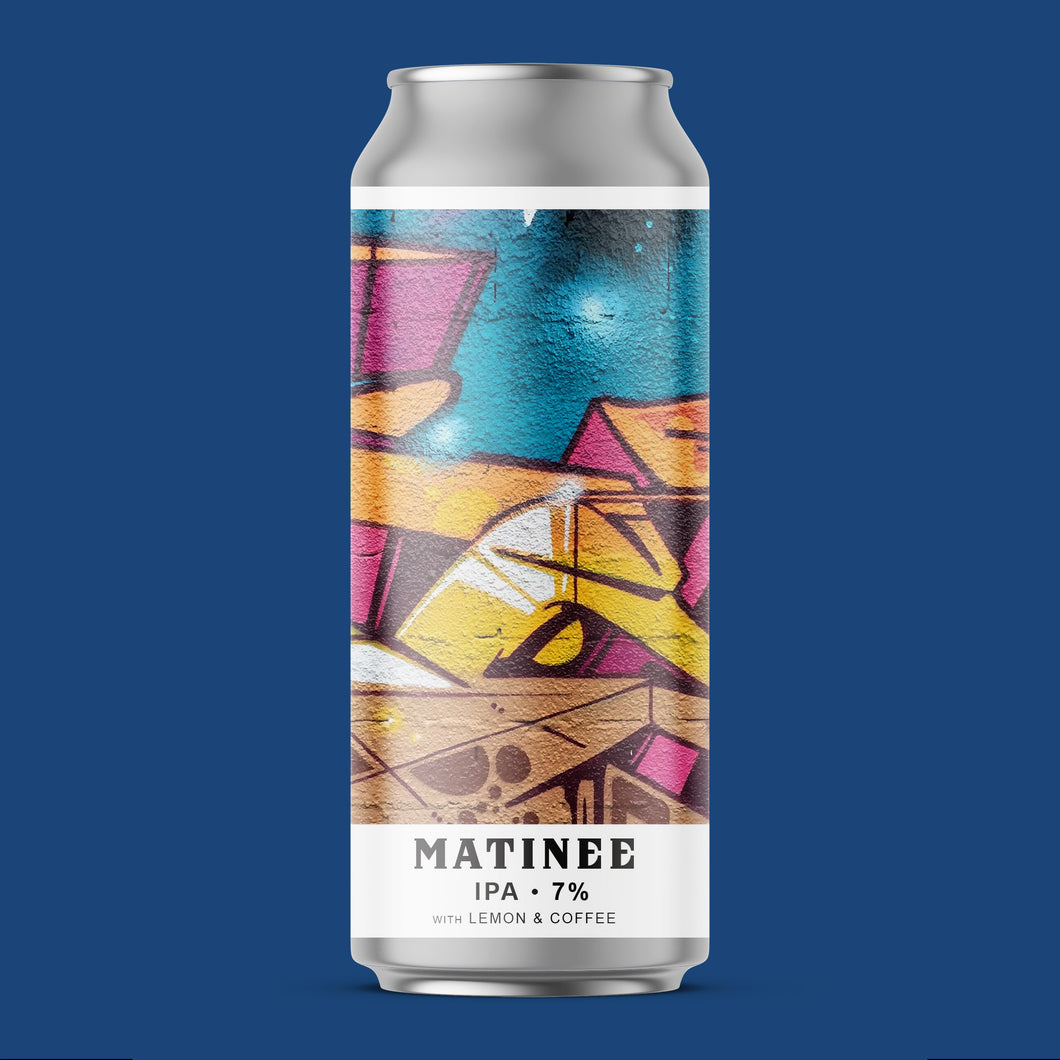 Matinee - IPA w/Lemon & Coffee | 7.0%