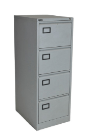 4-Drawer Filing Cabinet Registration Unit