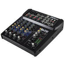 6 Channel Mixer 6 Channel Mixer Rentuu