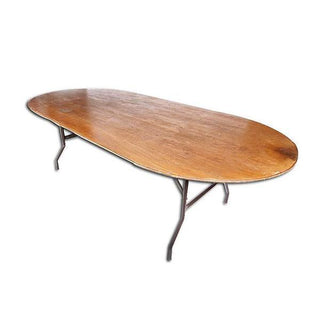 8ft Oval Table Table Rentuu
