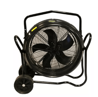 Airjammer High Velocity Fan (Trolley) Air Conditioner