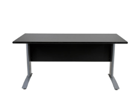 Astonia Desk Small Black Table