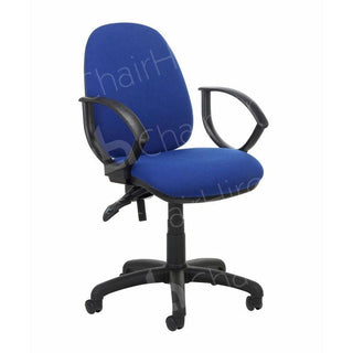 Blue Office Chair with Arms Chair Rentuu