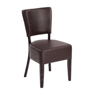 Brown Otford Dining Chair Chair Rentuu