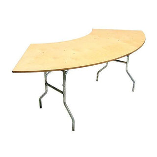 Crescent Table Table Rentuu