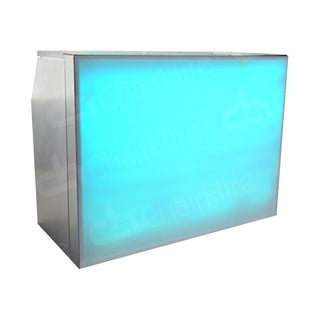 Folding Aluminium Back-Lit Bar Bar