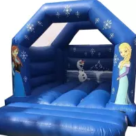 Frozen Platinum Soft Play Package Bounce Castle Rentuu