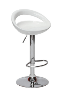 Jupiter Stool White Stool
